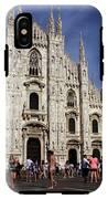 Milan Cathedral IPhone X Tough Case