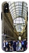 Milan Shopping Mall IPhone X Tough Case