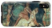 Mithras Killing The Bull - To License For Professional Use Visit Granger.com IPhone X Tough Case