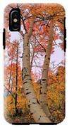 Moments Of Fall IPhone X Tough Case