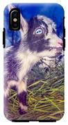 Moo Cow Love Grass IPhone X Tough Case