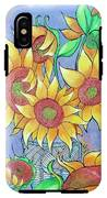 More Sunflowers IPhone X Tough Case
