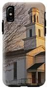 Morning Glow IPhone X Tough Case