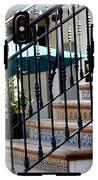 Mosaic Tile Staircase In La Quinta California Art District IPhone X Tough Case