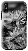 Moth And Flowers IPhone X Tough Case