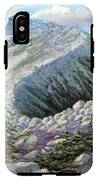 Mountain Ridge IPhone X / XS Tough Case