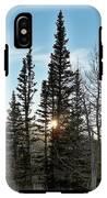 Mountain Sunset IPhone X Tough Case
