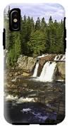 Multiple Waterfalls IPhone X Tough Case