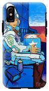 Mural Art, Futuristic  IPhone X Tough Case