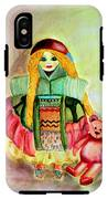 My Russian Doll IPhone X Tough Case