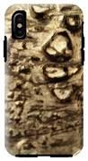 My Textured Stones C IPhone X Tough Case