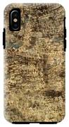My Textured Stones D IPhone X Tough Case