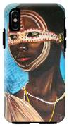 Nairobi Girl IPhone X Tough Case