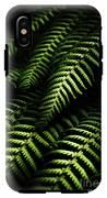 Nature In Minimalism IPhone X Tough Case