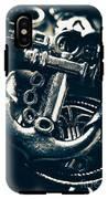 Nautic Blue IPhone X Tough Case