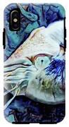 Nautilus Blue IPhone X Tough Case