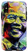 Nelson Mandela Madiba IPhone X Tough Case