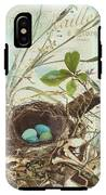 Nesting I IPhone X Tough Case