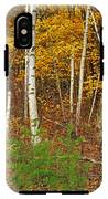 New Growth Old Leaves IPhone X Tough Case