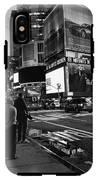 New York, New York 1 IPhone X Tough Case