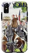 New Yorker August 23 1952 IPhone X Tough Case
