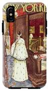 New Yorker January 10 1953 IPhone X Tough Case
