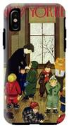 New Yorker January 21 1950 IPhone X Tough Case