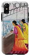 New Yorker July 22 1961 IPhone X Tough Case