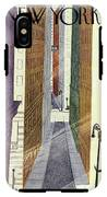 New Yorker July 5th, 1947 IPhone X Tough Case
