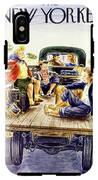 New Yorker July 8 1950 IPhone X Tough Case