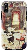 New Yorker March 1 1958 IPhone X Tough Case
