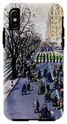 New Yorker March 14 1953 IPhone X Tough Case