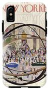 New Yorker May 12 1951 IPhone X Tough Case