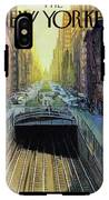 New Yorker November 12 1960 IPhone X Tough Case
