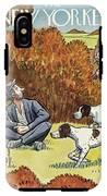 New Yorker November 8 1941 IPhone X Tough Case