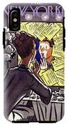 New Yorker October 25 1952 IPhone X Tough Case