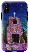 Night Magic San Miguel Mission IPhone X / XS Tough Case
