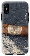 No Smoking IPhone X Tough Case
