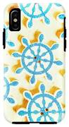 Ocean Circles IPhone X Tough Case
