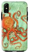 Octo Tako With Surprise IPhone X Tough Case