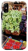 Old Fruit Store IPhone X Tough Case