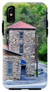 Old Paint Mill Spring Time IPhone X Tough Case