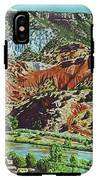 Old Roads To Chama IPhone X Tough Case