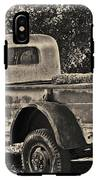 Old Truck IPhone X Tough Case