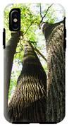 Oldgrowth Tulip Tree IPhone X Tough Case