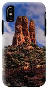 One Finger Shy IPhone X Tough Case