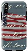 One Nation IPhone X Tough Case