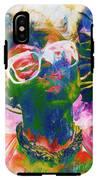 Paint Splash Pinup Art IPhone X Tough Case