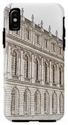 Palace Of Versailles IPhone X Tough Case