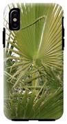 Palm Bush IPhone X Tough Case